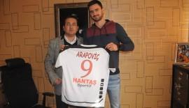 Arapoviç Transferi İçin Antalyaspor'un Onayı Bekleniyor