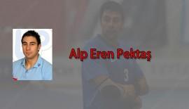 """Alp Eren Pektaş : """"Galip gelmeyi bildik"""""""
