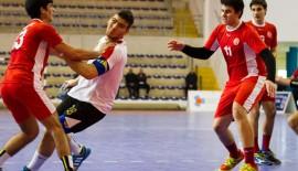 Akdeniz Hentbol Şampiyonası'nda dördüncüyüz