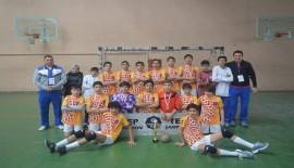 Afyonkarahisar'ın şampiyonu Osmanbey Koleji