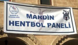 Mardin Hentbol Paneli Üzerine