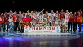 SEHA Gazprom Liginin şampiyonu MKB MVM Veszprem