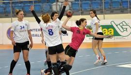 Kadınlar 1.Ligi Play-Off yarı finallerinde 2.gün