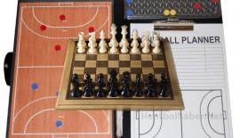 Spordaki satranç oyunu; taktik hamleler ve hentbol