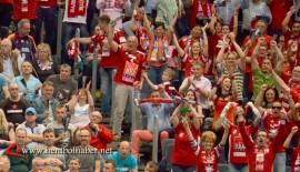 THW Kiel – MKB MVM Veszprem maçı sonrası