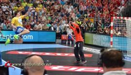 Lanxess Arena'da Kielce rüzgarı