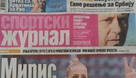 Nilüfer Belediyesi SK, Sırbistan'ı salladı