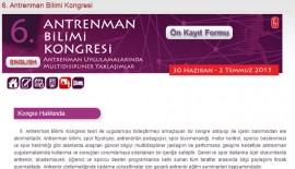 6. Antrenman Bilimi Kongresi Ankara'da