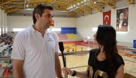 Murat Bilge Avrupa arenasında
