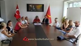 Kastamonu Belediyesi SK'da resmi imzalar atıldı