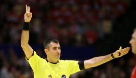 6 çift hakem EHF Kokartı taktı