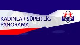 Kadınlar Süper Lig 12.Hafta Panorama