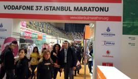 37. Vodafone İstanbul Maratonu'nun Pehlivan'ı