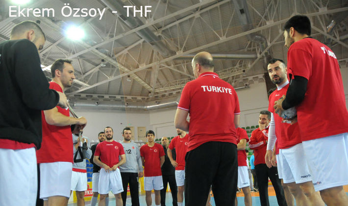 "Turkey signs ""It's now or never"" As they enter EHF EURO 2020 Qualification"
