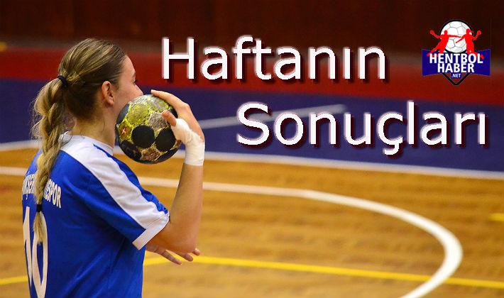 Kadınlar Süper Lig'de haftanın sonuçları