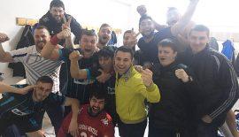 Taşova, Trabzonspor engelini aştı