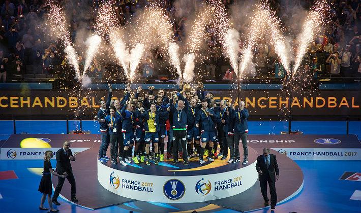 Beklenen sonuç Fransa Dünya Şampiyonu