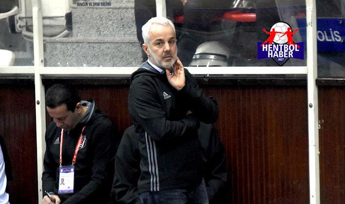 Beşiktaş Aygaz'da Müfit Arın, Fuar Kupası'nı değerlendirdi