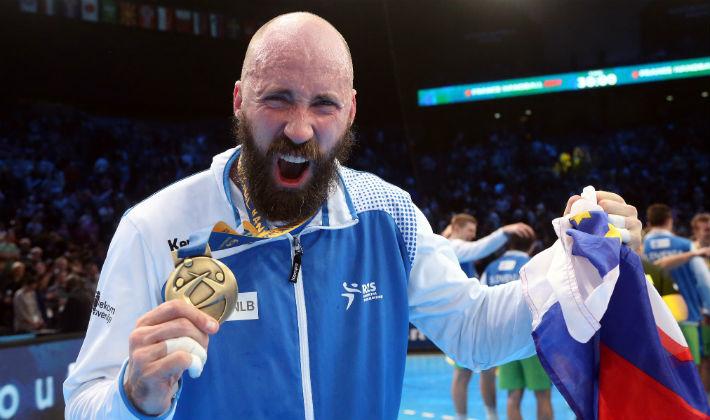 Dünya Şampiyonası'nda bronz madalya sahibi Slovenya