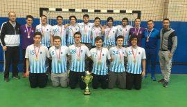 Süper Gençler Liginin Şampiyonu B.B. Ankaraspor