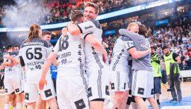 THW Kiel 10. kez Alman Kupası Şampiyonu