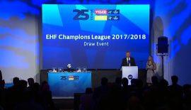 VELUX EHF Şampiyonlar Ligi'nde ölüm grupları