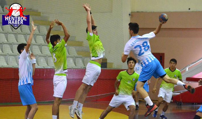 Genç Erkekler Türkiye Şampiyonası ilk gün sonuçları