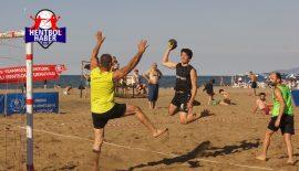 Giresun plaj hentboluna doyuyor