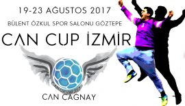Can Cup İzmir'de sona gelindi