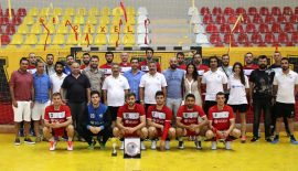 Can Cup İzmir'de SELKASPOR birinci oldu