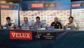 HC Metalurg – Beşiktaş Mogaz HT maçı sonrası açıklamalar