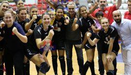 Kastamonu yola EHF Kupasında devam edecek