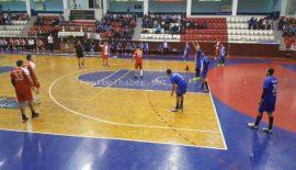 Haftanın maçında kazanan İzmir Büyükşehir Belediyesi