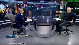 Bloomberg HT'de Hentbol konuşuldu
