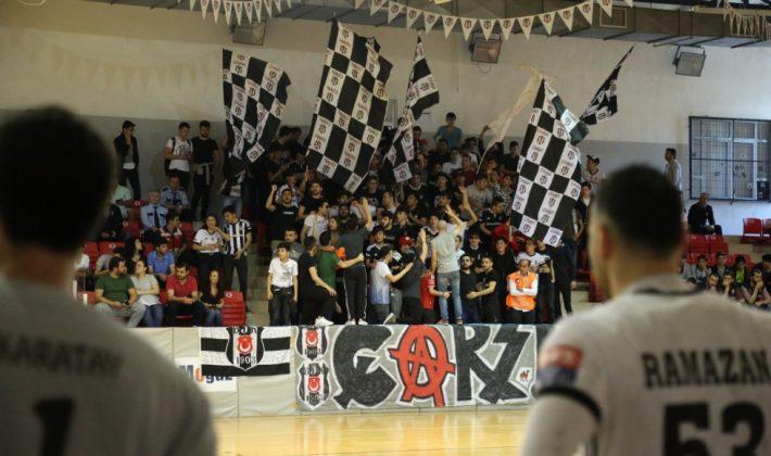 Beşiktaş Aygaz'dan resmi açıklama