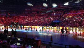Lanxess Arena istedi Nantes gerçekleştirdi