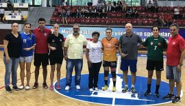 2.Can Cağnay turnuvasının ilk etabı tamamlandı