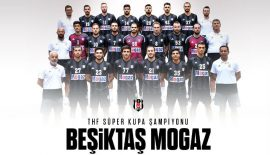 Beşiktaş'ta iki oyuncuya daha teşekkür edildi