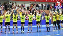 """Kastamonu Belediyesi """"Delo Şampiyonlar Liginde varım"""" dedi"""