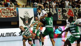 Sporting Lizbon'u geçemedik
