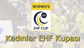 EHF Kupası'na veda ettik