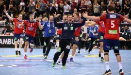 Erkekler Dünya Şampiyonası'nda finalin adı Danimarka – Norveç