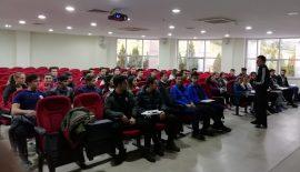 8.Genç Hakem Eğitim Çalışması Ankara'da yapıldı