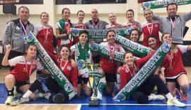 Kadınlar 1.Ligi Şampiyonu Görele Belediyesi oldu