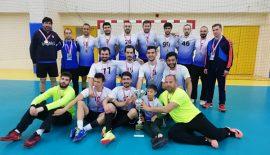 2.Ligin şampiyonu Başkent Akademi SK