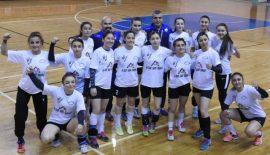 Kadınlar 1.Ligin yeni ekibi Ankara Gölbaşı Belediyesi SK