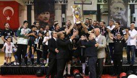 EHF'den Beşiktaş'a resmi olmayan ceza