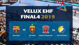 VELUX EHF Final4 heyecanı başlıyor