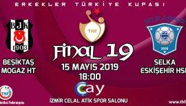 Türkiye Kupası heyecanı İzmir'de