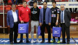Mizuno Süper Gençler Ligi MVP ödülleri dağıtıldı